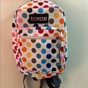 Trans by Jansport mini backpack